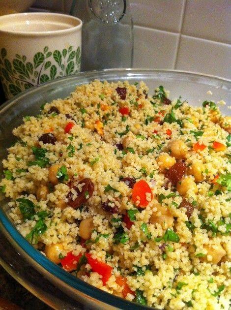 デリのクスクスサラダ by KIRA2MAY [クックパッド] 簡単おいしいみんなのレシピが227万品