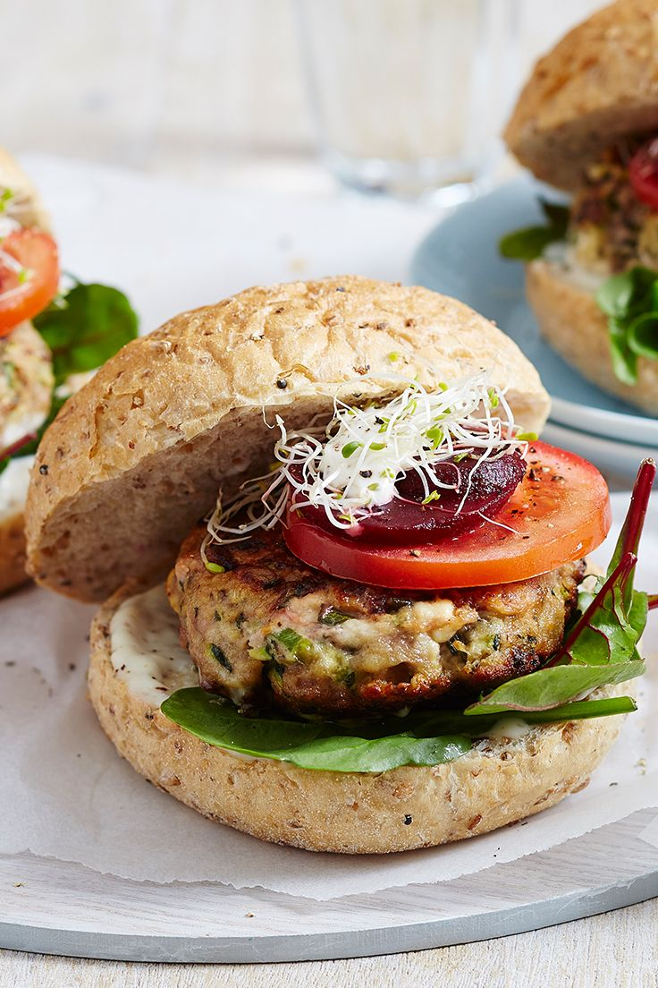 Put that small amount of forgotten mince in the back of the freezer to good use with these patties. You could use beef, chicken or turkey mince for these patties, if preferred.