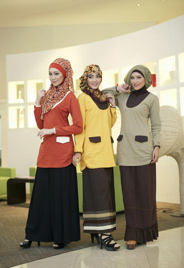 Muslimah Shirt - U99