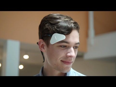 Thync, Wearable Technology That Connects With an iPhone App to Help Regulate a Person's Moods