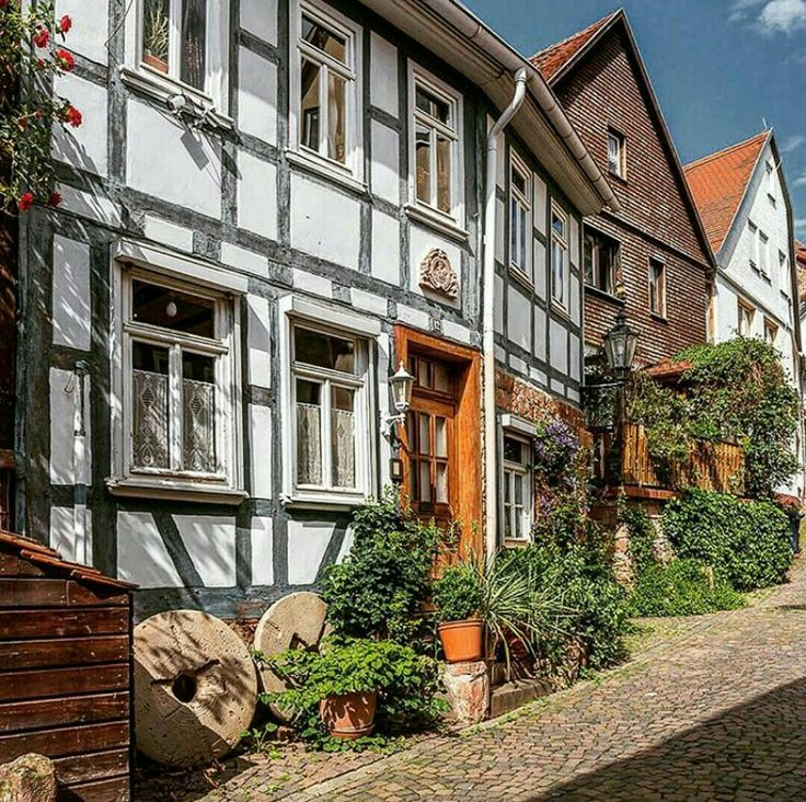 Great Gelnhausen Germany