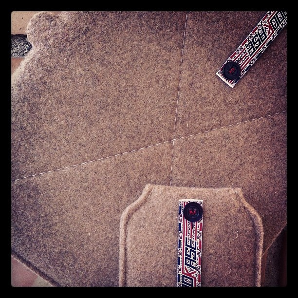 iPad Sleeve mod. Golden, Colorado_Sand by Bookase.it
