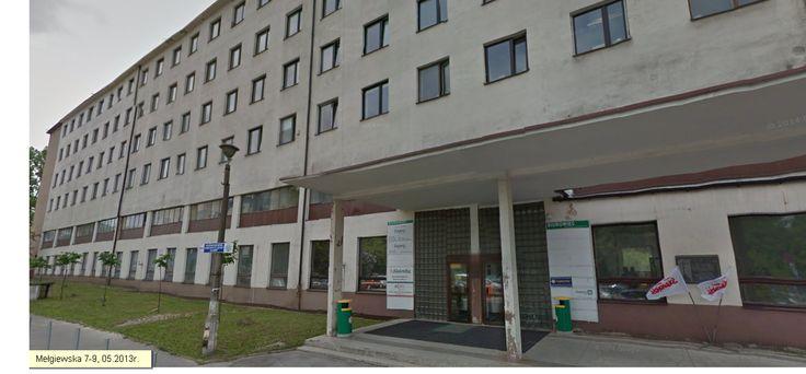 ul. Mełgiewska 7-9, MAY 2013