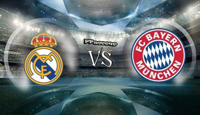 Real Madrid vs Bayern Munich Prediction 18.04.2017   PPsoccer