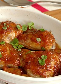 Apricot Chicken - oh yes!