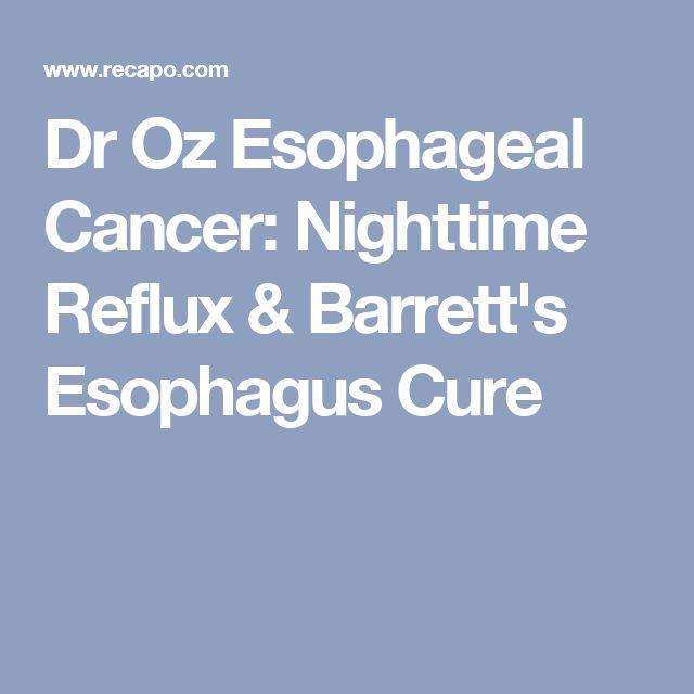 Best Foods For Barrett S Esophagus