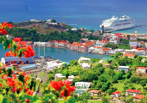 St. Georges in Grenada