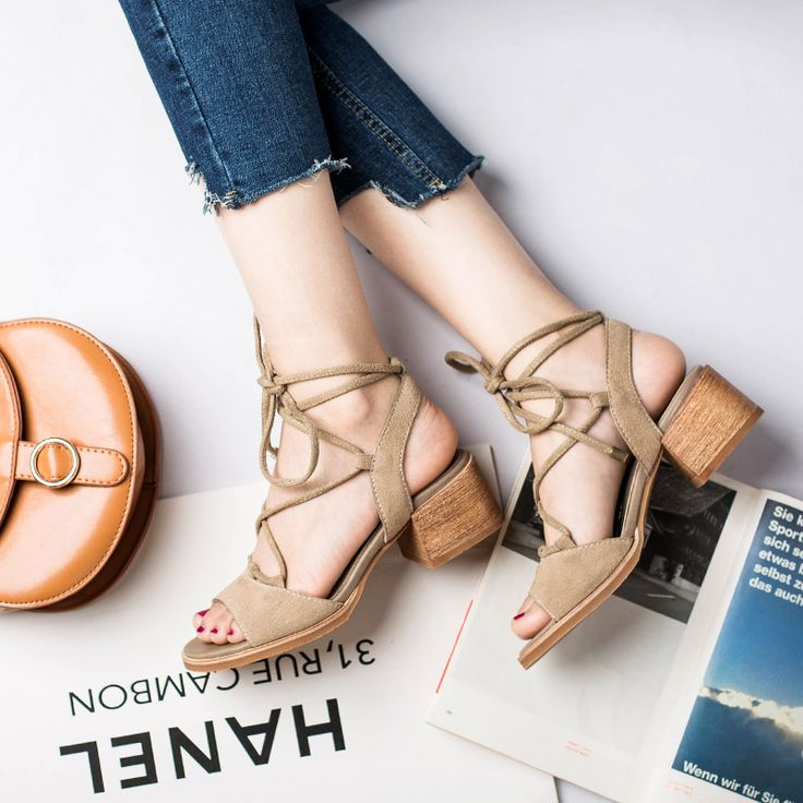 """❄ ❄ ❄ $36.50,  Women's Strappy Hoof Heels Gladiator Sandals Use code """"LADYSTO"""" to get 15% OFF & one FREE chic socks. from @ladystoofficial. . . .  ❄ ❄ ❄ Eagle Outfitters Wide Knit Families Frye Leather Jackets Outdoor Low Black Heels Hats Gucci Cute Green Yeezy Saucony Casual Jean Jackets Midcalf Vans Walking Fun Thongs Chaco Biker Ab Exercises For Work Green Pattern Trainers Snow Boots Home Kitten Steve Madden Cowboy Popular Nordstrom Toe Ripped Jeans Shoes Wardrobes ❄ ❄ ❄ @ladystoofficial…"""