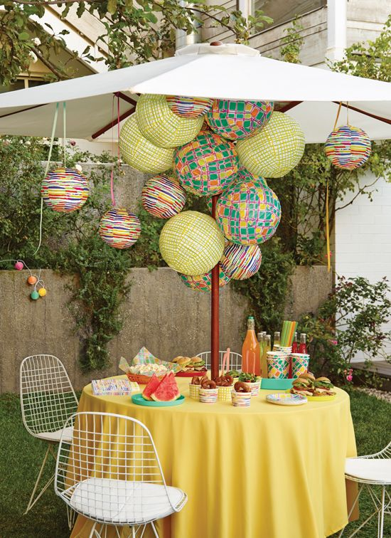 Get Ready to (Garden) Party: The Oh Joy! Summer Collection For Target Comes Out TODAY #nousDECOR