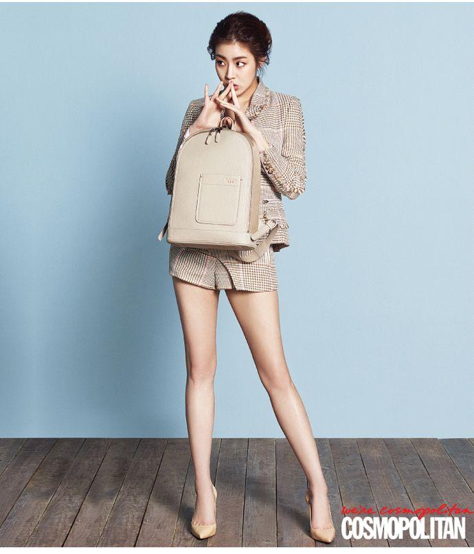 kang so ras trendy cosmopolitan koreas february 2015