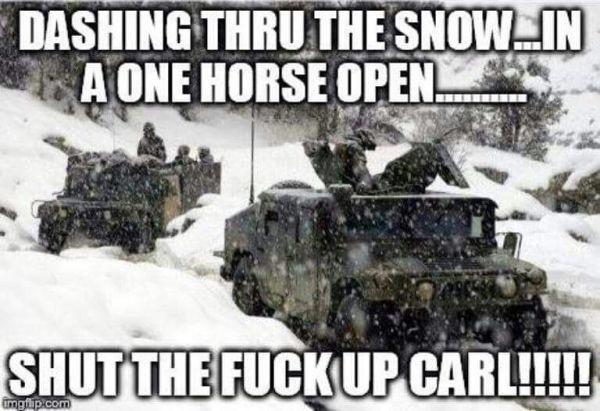 shut up carl – Page 2 – Military Humor