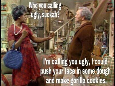 - Sanford and Son Fred Sanford/Redd Foxx ~ Aunt Esther/LaWanda Page meme