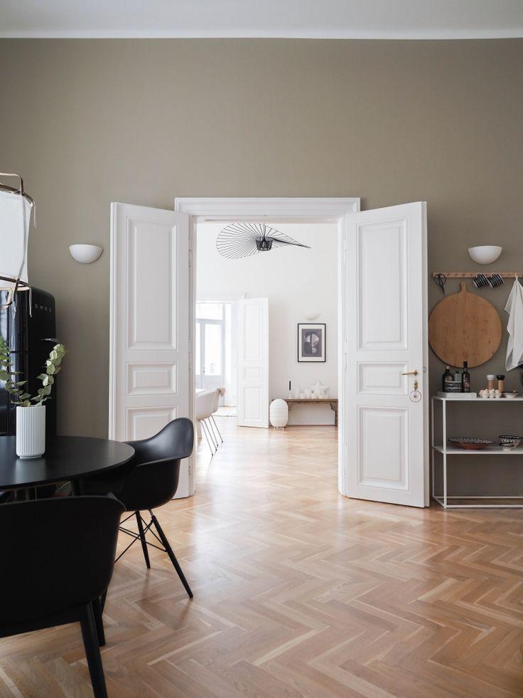 Farrow Ball Light Gray Woonkamer Modern Huis Interieur Woonkamer