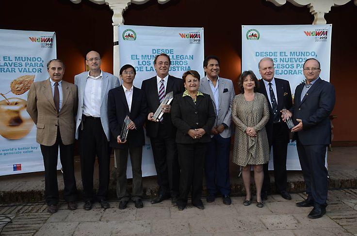 2013 WUWM Award Winners Mercazaragoza, Soain, Antioquia, Colombia and angseo Wholesale Market in Seoul