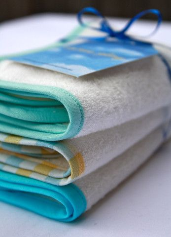 A fresh take on traditional baby blue, this 'Aquamarine' boys facecloth 3 set by Little Emperor is a beautiful and unique gift for a newborn boy. #handmade #aqua #facecloth #bathtime #littleemperor #newborn #Australia #kids #baby #babyshower #buylocal #buyAustralian