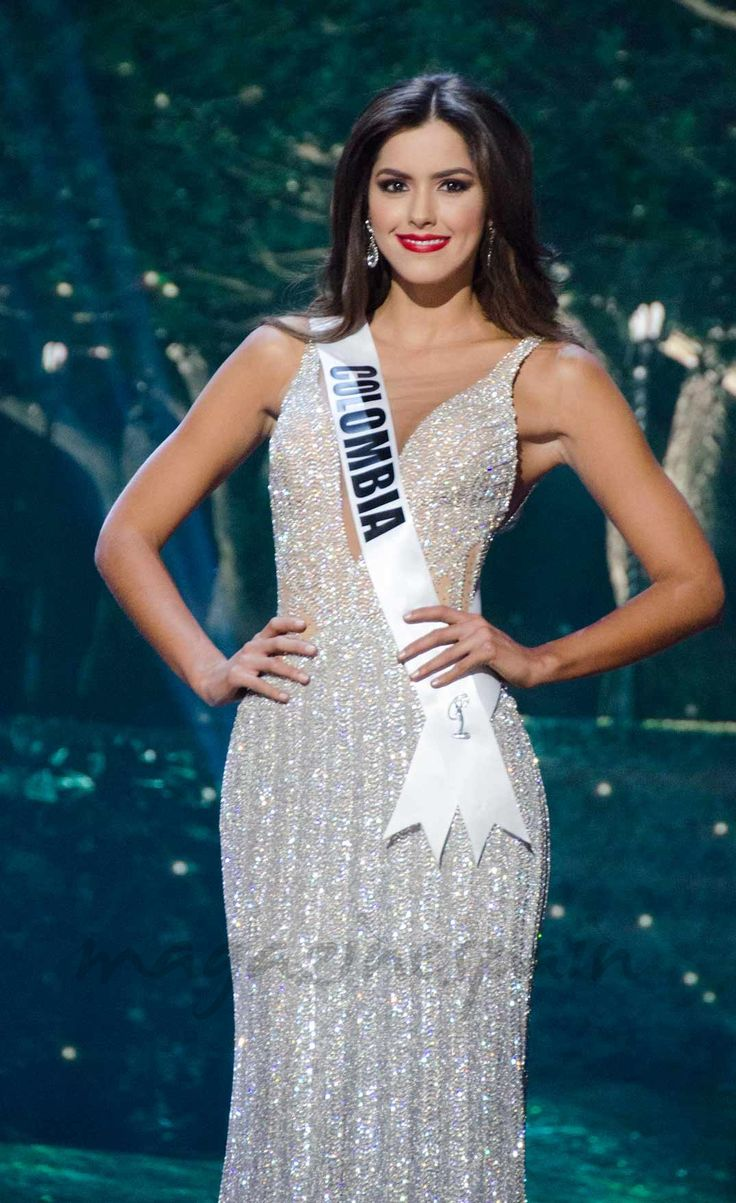 Paula Vega, Miss Universo 2015