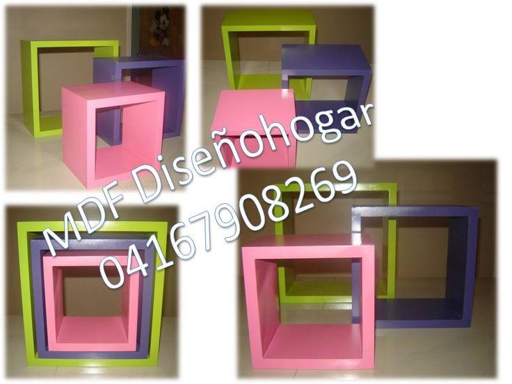 Cubos minimalistas
