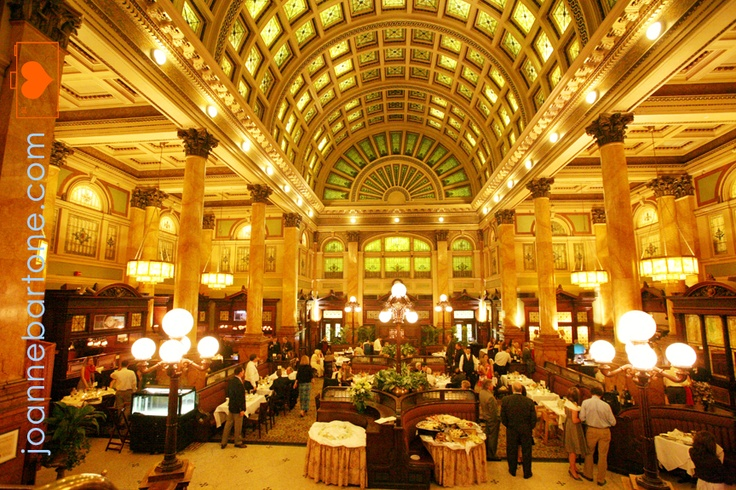 Grand Concourse Restaurant Pittsburgh Pa
