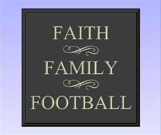 """faith, family, football...And, If You Live """"On Tobacco Road,"""" Add ACC Basketball!!"""