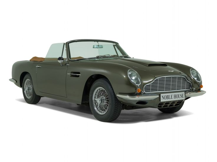 1969 Aston Martin DB6 Vantage Volante MKI