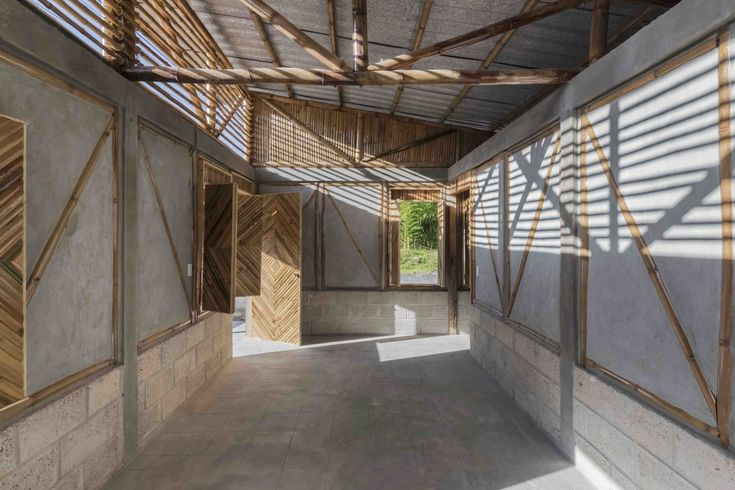 Image 7 of 22 from gallery of Rural House in Puebla / Comunal Taller de Arquitectura. Photograph by Onnis Luque