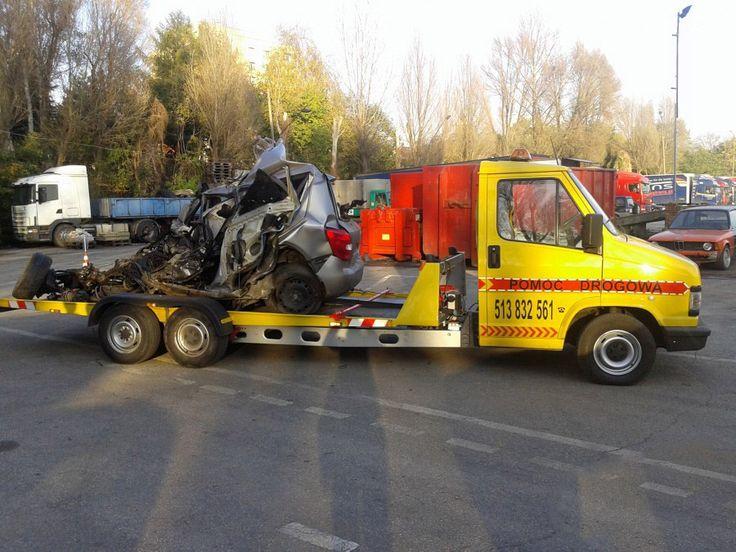Kompetentna pomoc drogowa w Katowicach