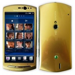 Sony Ericsson MT15I Neo Gold