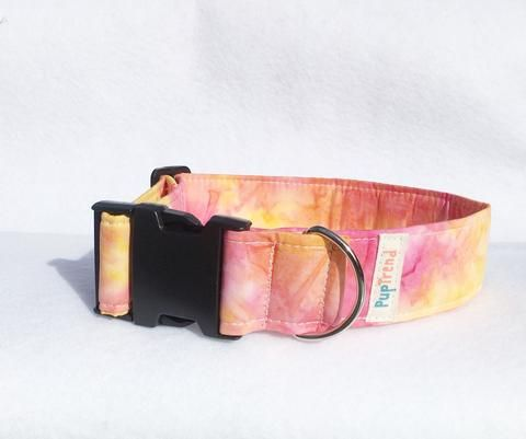 Batik Cat  Dog Collar The Hottest Handcrafted Dog & Cat Collars / Cheap Online Price
