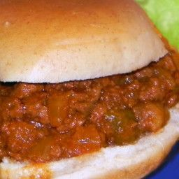 Screamin' Smokey Joes (Sloppy Joes)