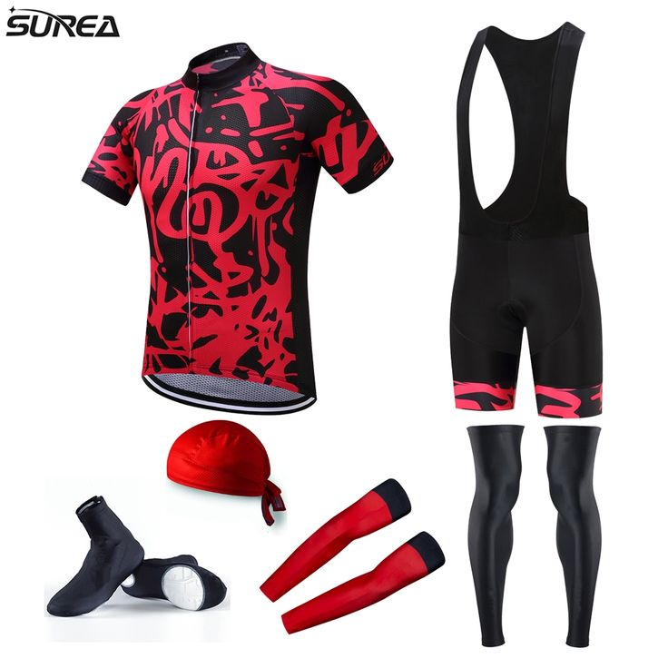 43.20$  Watch now - http://alidnv.shopchina.info/1/go.php?t=32815159355 - 2017 Pro team cycling jersey full with bibs shorts set Mtb Bicycle Clothing set Ropa Maillot Ciclismo bike wear suit 6pcs sets 43.20$ #buymethat