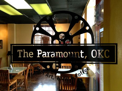 Favorite Interesting Stop: The Paramount. They show old movies on actual film and they have local acts perform in their theater and coffee shop. Acts in the cafe are free.