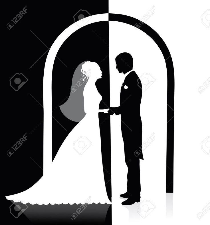 50 Best Bride Clipart Images On Pinterest