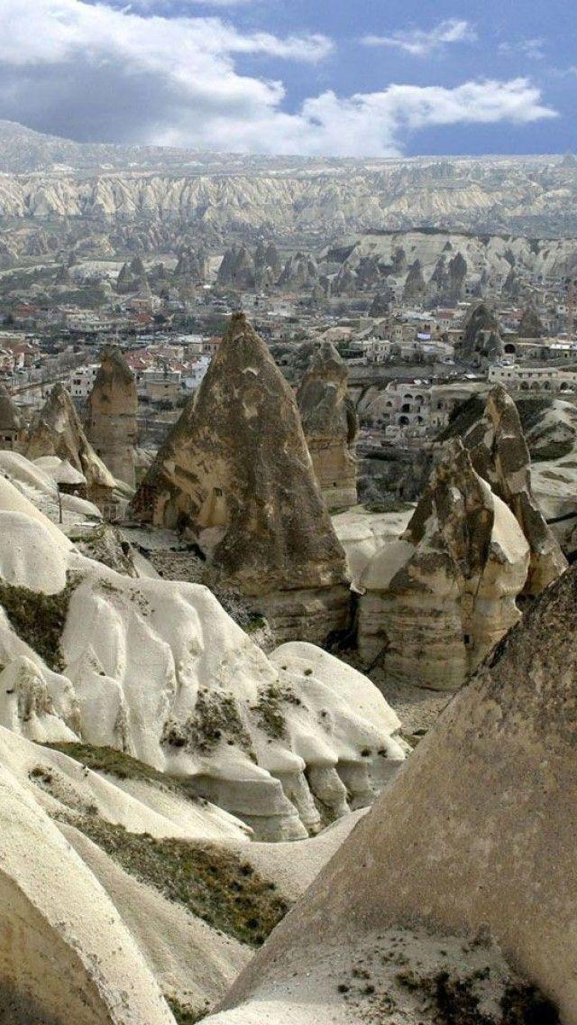 Goreme Turkey  city photo : Goreme, viagens, Cappadocia, Turkey   Turkey   Pinterest