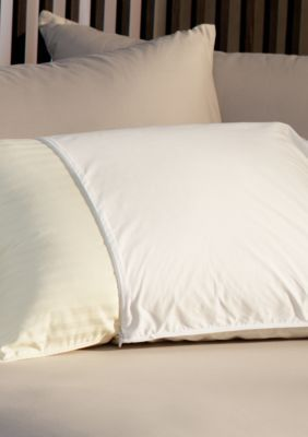 Restful Nights  Essential Pillow Protector - White - Jumbo