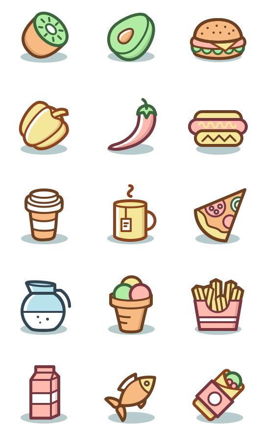 Capitalist Icons Set — A collection of 600 …