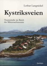 Travel book in German about Kystriksveien. #Kystriskveien #travelguide #Norway #Norwegen