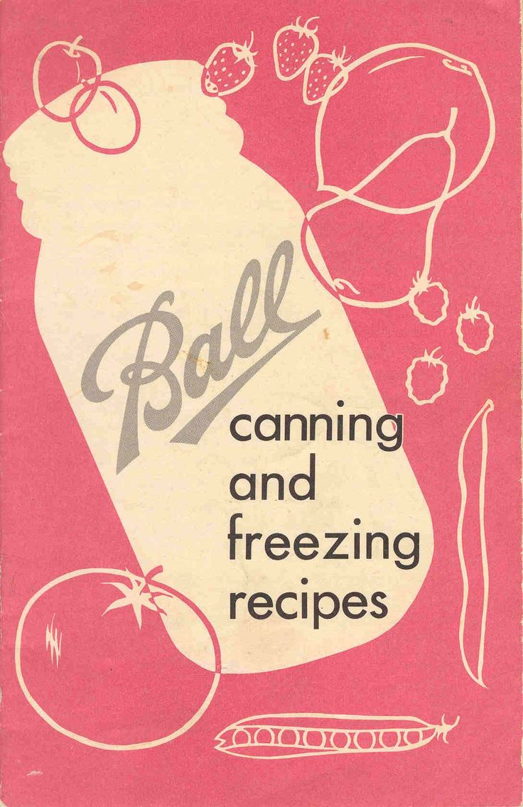 Ball Canning and Freezing Recipes
