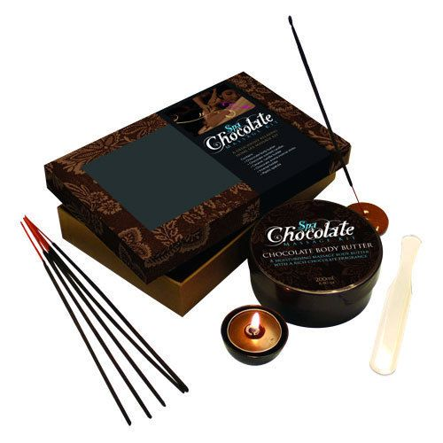 Chocolaterapia - Kit spa de masaje con chocolate | Tecniac