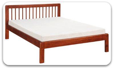 Malibu Solid Wood Platform Beds