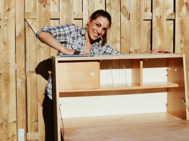 178 besten unsere upcycling projekte diy basteln selbermachen do it yourself how to aus. Black Bedroom Furniture Sets. Home Design Ideas