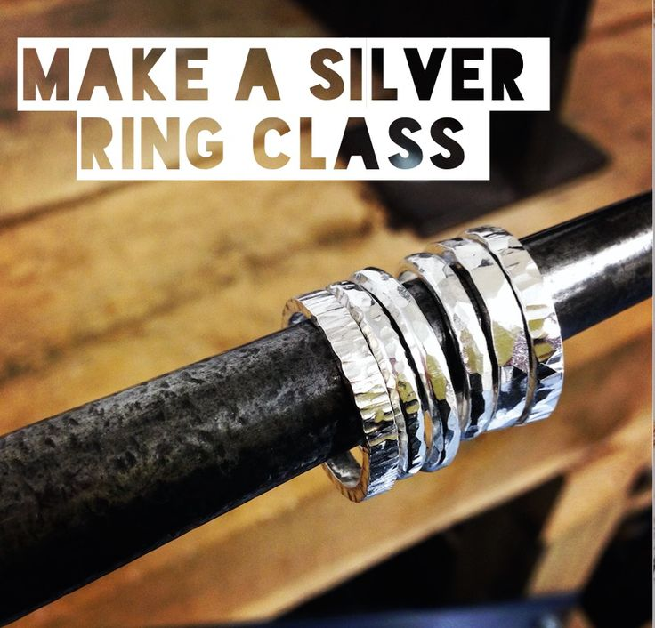 Make a decorative  silver Ring Suitable for complete beginners and those with some experince. You will get to make a decorative sterling silver ring to take home at the end of the class.  Learning how to shape the metal, heat it up on the hearth, solder it together, file and finish. These rings are more chunky compared to the stacking ring class and really give you the opportunity to make a unique design.  #jewellery #classes  #craft #rings #UK #workshop #ideas #love