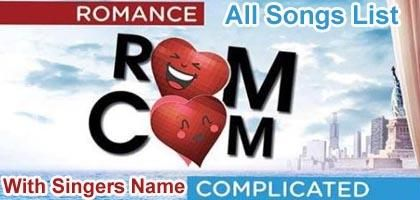 Romance Complicated ALL Songs List with Singers Name - 2016 Gujarati Movie ROM COM Latest Songs http://www.nrigujarati.co.in/Topic/4389/1/romance-complicated-all-songs-list-with-singers-name-2016-gujarati-movie-rom-com-latest-songs.html