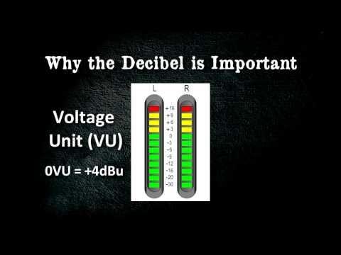 Session 02 - Part 2: Understanding the Decibel