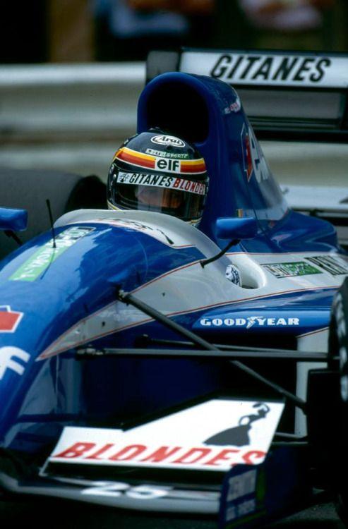 Thierry Boutsen Ligier - Renault 1992