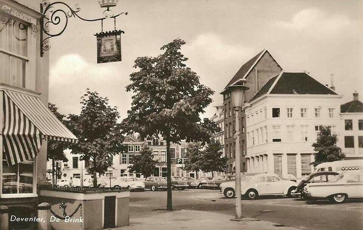 Oud Deventer De Brink Deventer  Koekhuisje