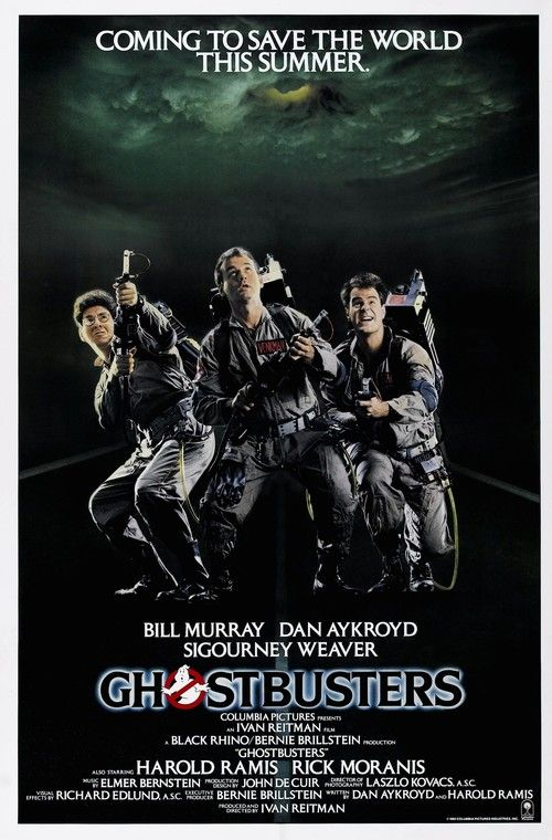 Ghostbusters 【 FuII • Movie • Streaming