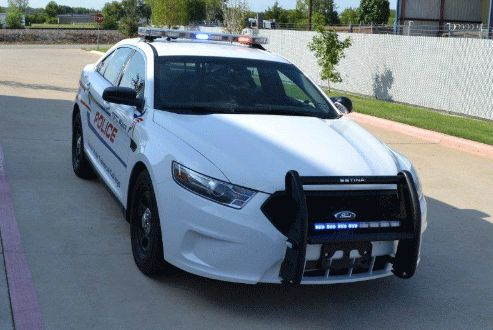 Ford Police Cars For Sale!