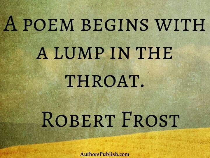 robert frost poetry analysis essay