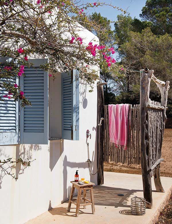 Decoración Fácil: Inspiración en Formentera