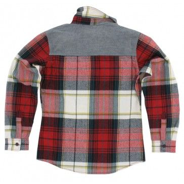 Hound - Blouse Ruit rood